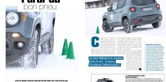 dossier pneu 4x4