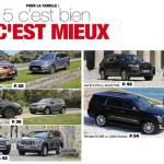 comparatif SUV 7 places