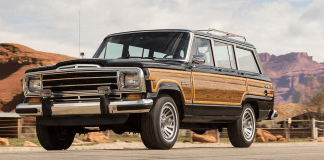 Jeep Cherokee Wagoneer Limited 5,9L V8