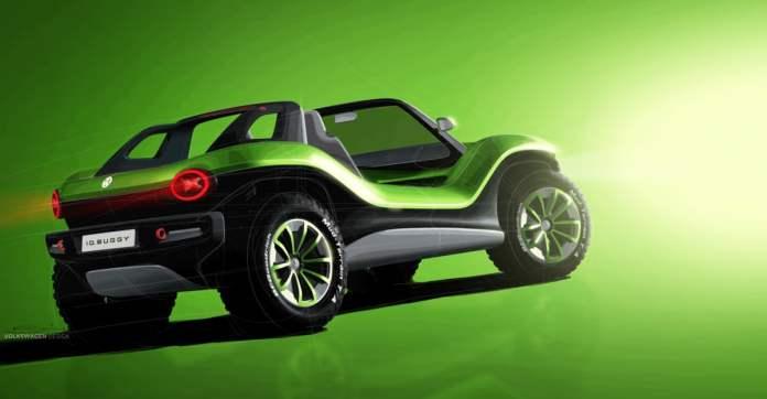• Spécifications techniques – paramètres constructifs • • Base technique Plateforme modulaire d'entraînement électrique • Statut Concept Car