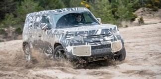 new defender 2019 Land Rover