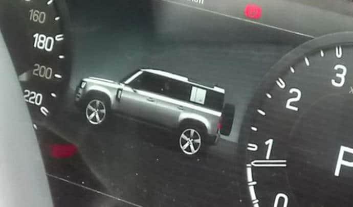 Defender 2 nouveau Land Rover Defender