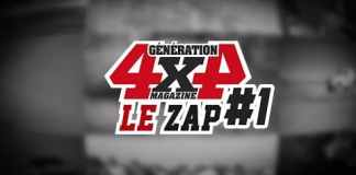 zapping 4x4
