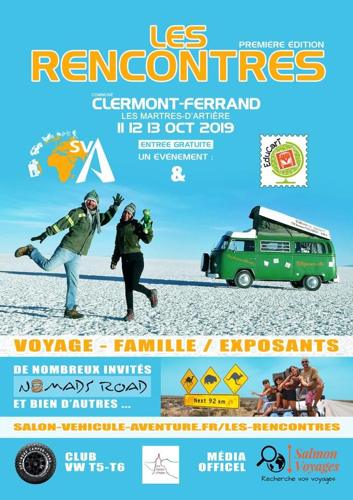 les rencontres rassemblement en Auvergne