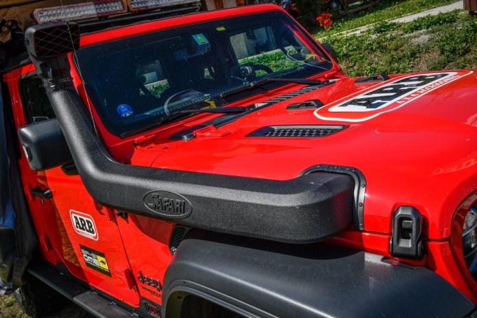 Schnorkel ARB Jeep Wrangler JL