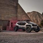 Audi AI:TRAIL quattro le tout terrain du futur