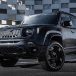 Jeep Renegade Militem Italie