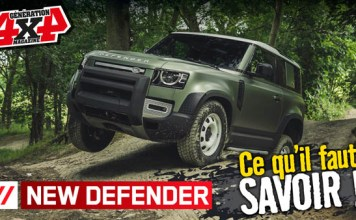 NEW DEFENDER VIDEO