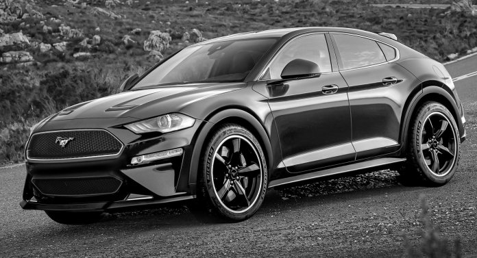 Ford SUV Mustang 2020