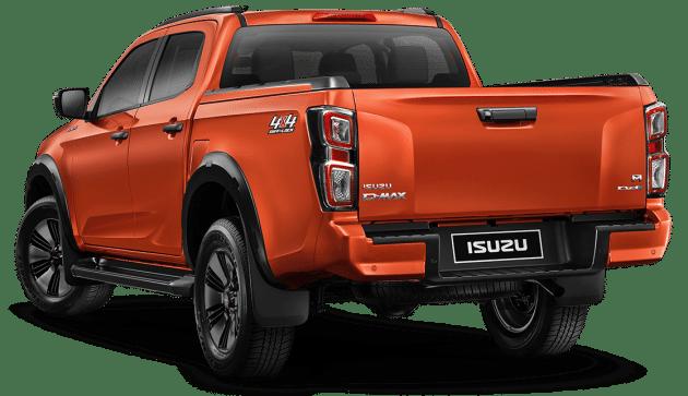Isuzu D-Max 2020 pick up