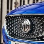 L'icône MG fabriquée en Chine par SAIC Motor Corporation Limited renaît aujourd'hui