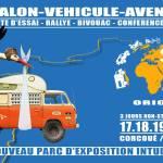 Salon du véhicule d'aventure 2020