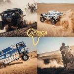 Africa race rallye 4x4 africain en 2020