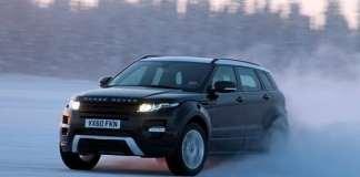 Essai Jaguar Land Rover neige à Megève et Val D'Isère 2020