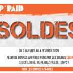 Equip'Raid soldes équipements 4x4