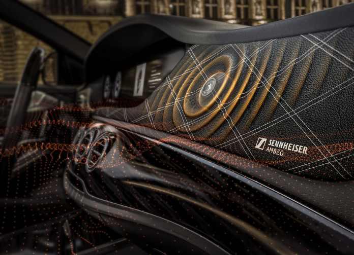 Le son Continental et Sennheiser qui révolutionnent l'expérience audio embarquée