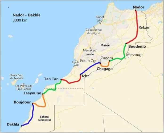 Rallye des Pionniers 2021 Paris Dakhla l'aventure reprendra ses droits