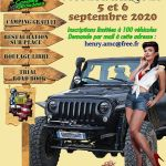 Burgundy Jeep Trophy 2020 Rassemblement Jeep reporté en septembre
