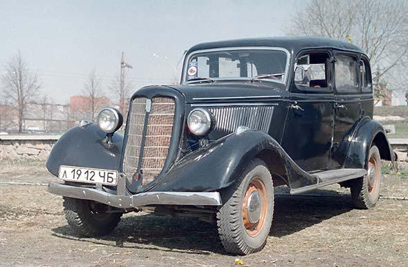 Truck Garage Hypérion, l'autre Gaz Russe !