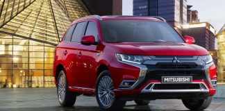 Mitsubishi Outlander PHEV - 1/4 de million vendus