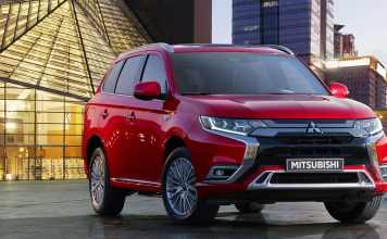 Mitsubishi Outlander PHEV - 1/4 de million vendus