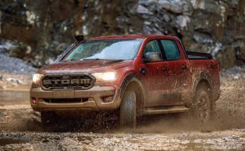 Ce concept car du Ranger dénommé Storm est devenu une réalité pour les Brésiliens.