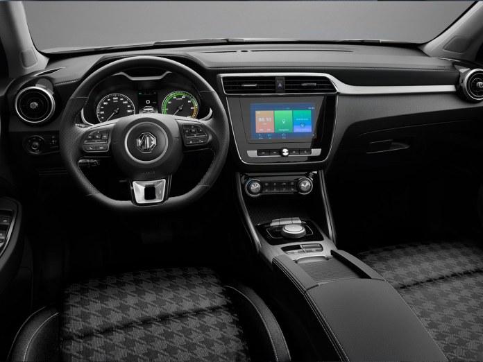 MG  Le SUV ZS EV