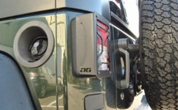 La société Savoyarde XMotor Pense à vos 4x4 et propose aujourd'hui de Nouvelles protections de feux arrière pour les Jeep Wrangler JK