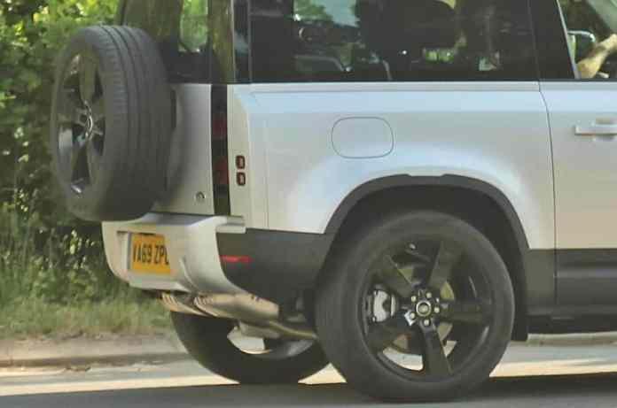 Nouveau Defender: Rumeurs : Un 6 cylindres Diesel dans les tuyaux... Et un V8 ?