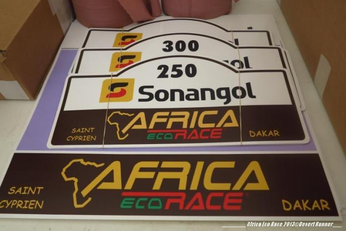 Africa eco race 2021 Changement de cap