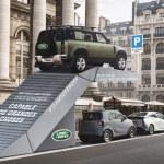 Land Rover Le Defender coté en bourse !