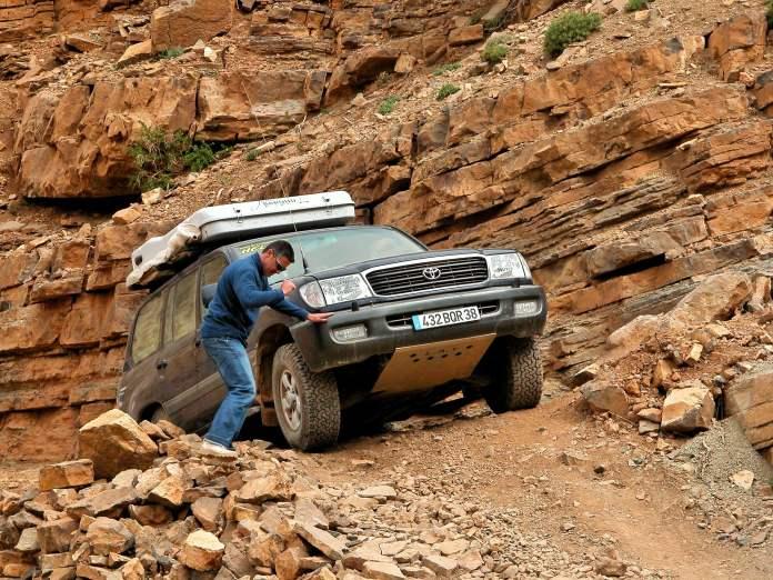 terrain Tamer freins 4x4 performance