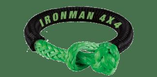 Ironman 4x4 La manille de treuillage souple et pratique