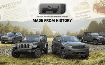 Jeep 80 ans ça se fête