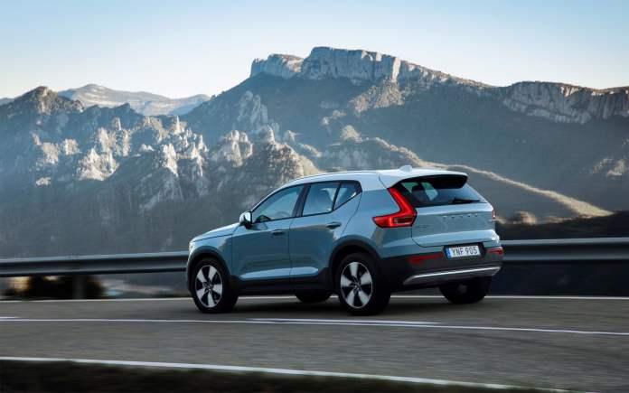 Volvo XC 40 un SUV 100% électrique Volvo abandonne le diesel, le XC40 est le premier SUV 100% électrique de la marque
