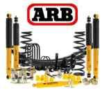 ARB Europe Suspension Hilux 2021 dispo
