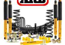 ARB Europe Suspension Hilux 2021 dispo