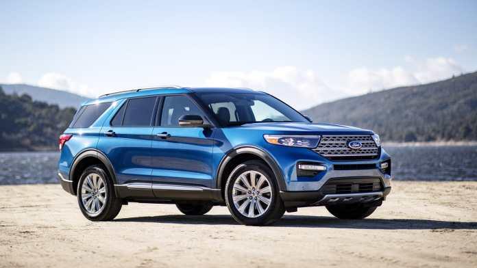 Ford Le nouvel Explorer