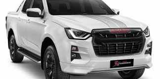 Isuzu D-Max 2021 série X Un pick-up à l'allure sportive