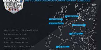 l'Ultra4 European annonce les dates des épreuves prévues en 2021. En France ce sera pour fin juin.