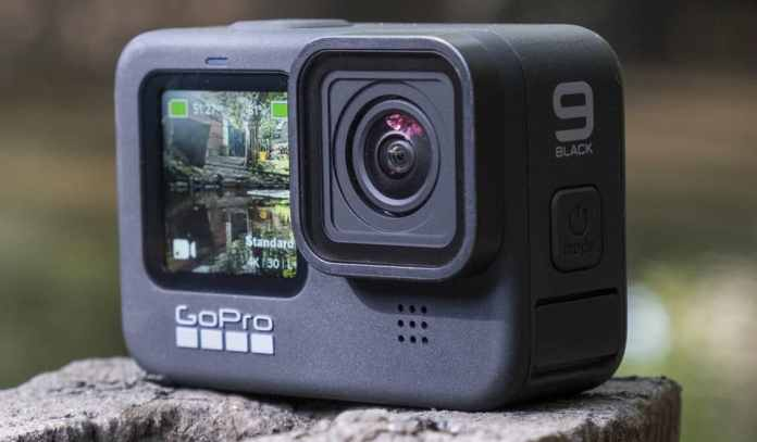 GOPRO HERO9 Black  Pack de Noël