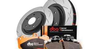 Equip'Raid DBA disques et Plaquettes de frein