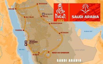 Les détails du parcours de la 43e édition du Dakar