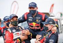 Dakar 2021 Peterhansel 14e victoire Encore des lauriers pour Monsieur Dakar