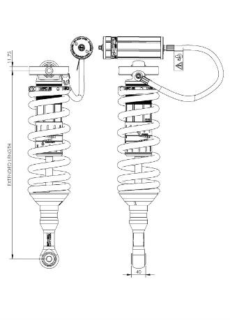 ARB Europe équipe le D-Max Des suspensions BP51 pour l'Isuzu