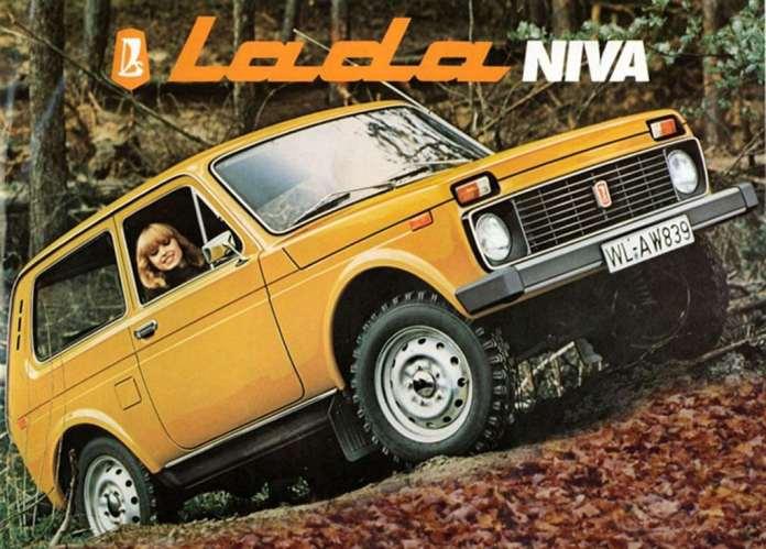 Renault annonce le retour de la Lada  2024 le légendaire 4x4 Niva ?
