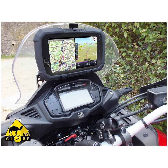 tablette X7 GPS