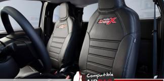 Ashika Des housses de sièges pour le D-Max Intérieur robuste et design pour l'Isuzu