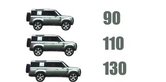 Land Rover Un Defender 130 en 2023 La famille va s'agrandir