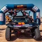 Fenix rally 2021, première édition réussie Retour dans les dunes...En Tunisie